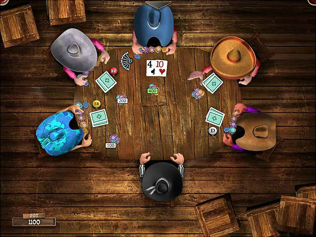 game holdem poker
