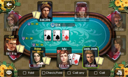 games poker free download