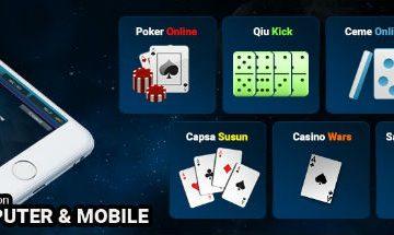 tersedia permainan di mobile
