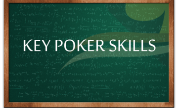 Alasan bermain poker dan 4 kunci permainannya