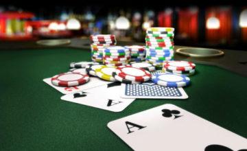Kelanjutan taruhan dalam poker