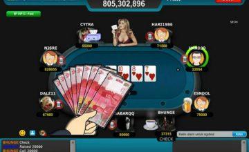Agen poker online uang asli pemberi semangat